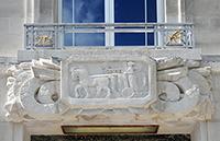 Image of the LSHTM Keppel Street entrance