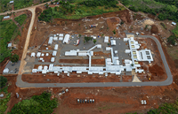 Image of Kerry Town Ebola Treatment Centre